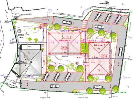 Résidence La Plaine Fleurie - 8 logements