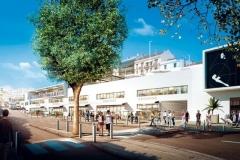 Création commerces-Gare de Cannes