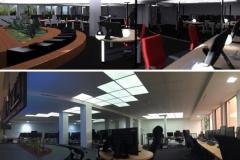 Réaménagement espace de travail-Valbonne
